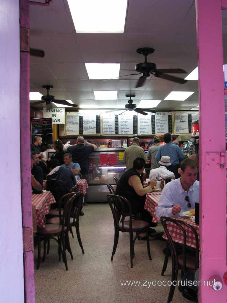 027: Johnny's Po-Boys Restaurant, New Orleans, LA