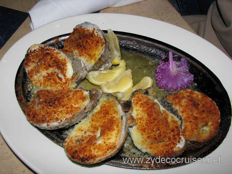 004: Deanie's, New Orleans, French Quarter, Charbroiled Oysters