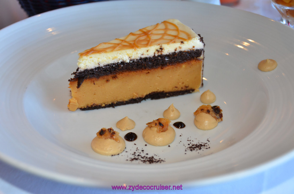 036: Carnival Cruise Seaday Brunch, Caramelized Cheesecake