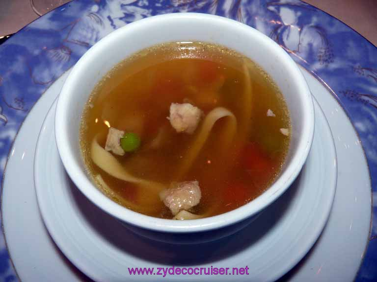 Carnival Dream - Old Fashioned Chicken Noodle Soup