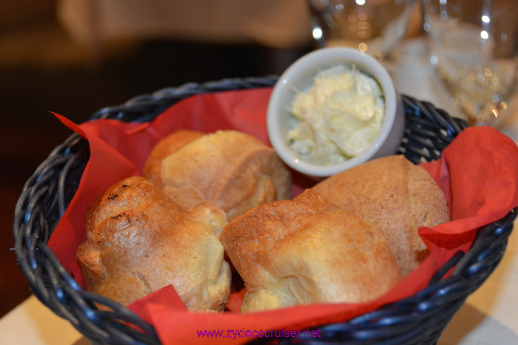 005: Carnival Cruise Seaday Brunch, Delicious Popovers After 11am
