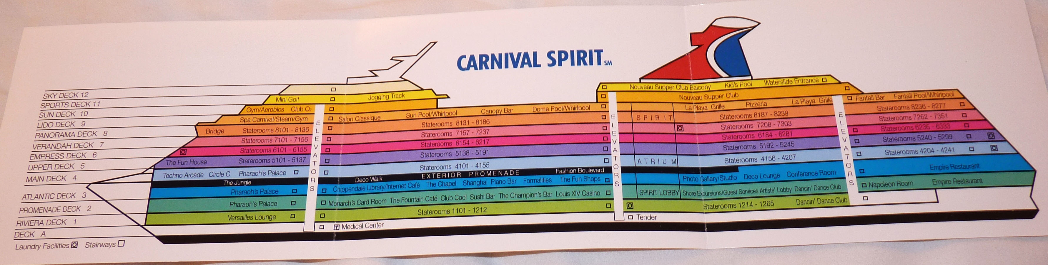 Carnival cruise ship glory deck plans looks punchaos modest 17 carnival cruise ship glory deck plans 2018 baanklon Choice Image