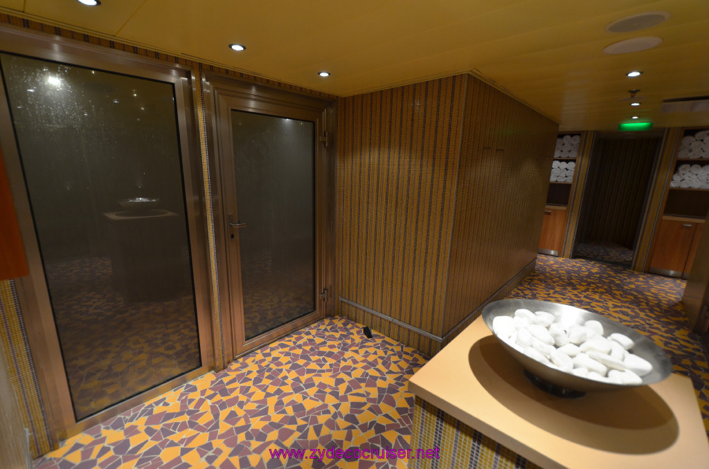 Sunshine Free Steamroom Or Do You Pay A Fee Cruise