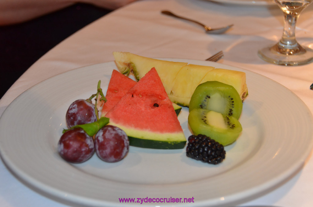 Fresh Tropical Fruit Plate,