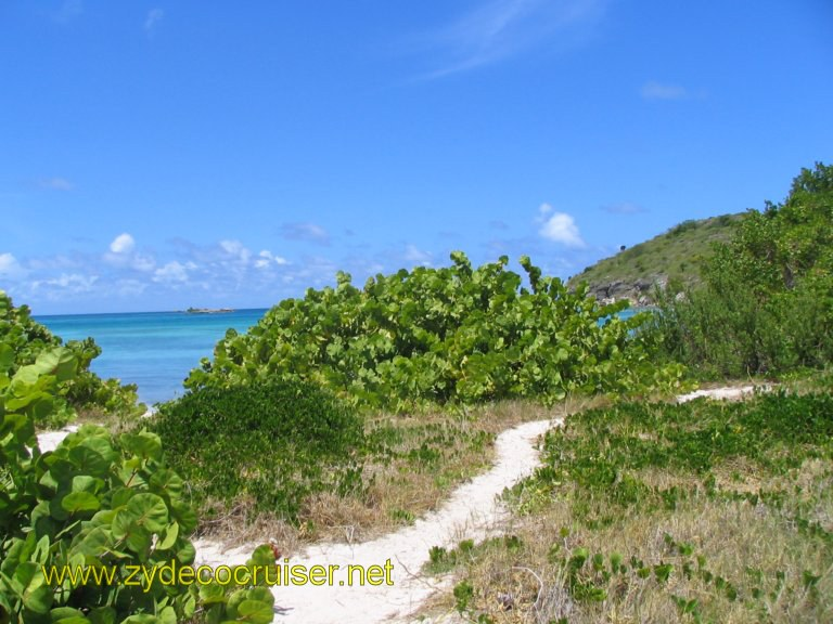058: Carnival Liberty, Eli's Adventure Antigua Eco Tour, And back to beach