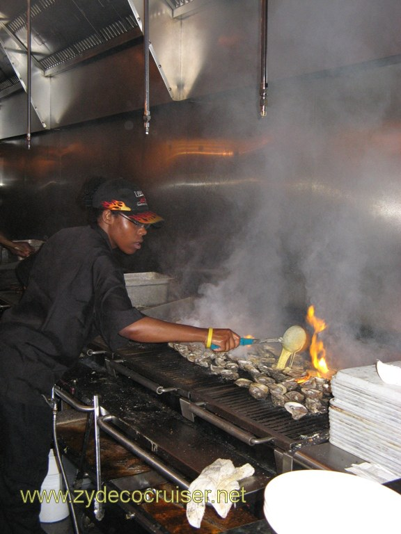 Drago's Charbroiled Oysters, New Orleans