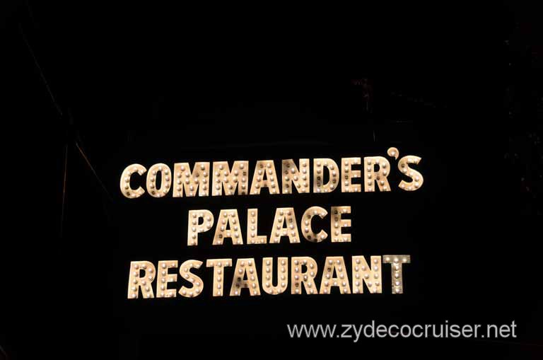 383: Christmas, 2010, New Orleans, LA, Commander's Palace Restaurant