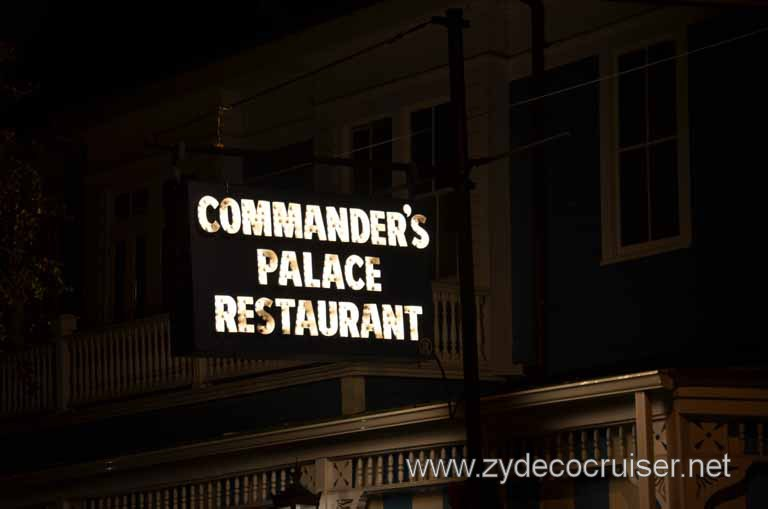 386: Christmas, 2010, New Orleans, LA, Commander's Palace Restaurant