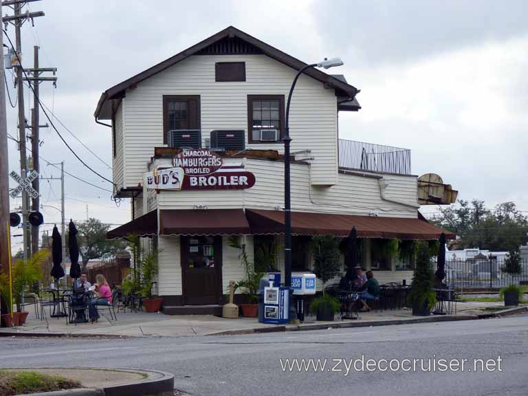008: Bud's Broiler, New Orleans, City Park Ave Location,