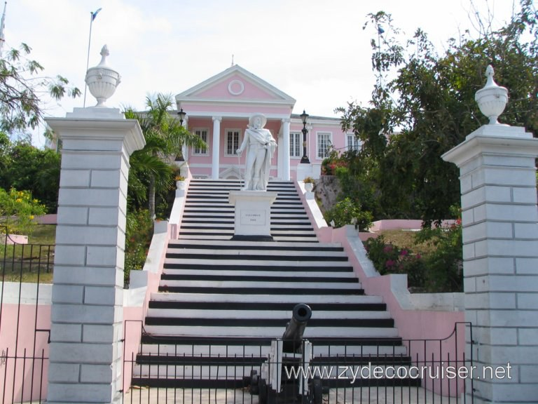 Government House, Governor's Residence, Government Hill, Nassau, Bahamas