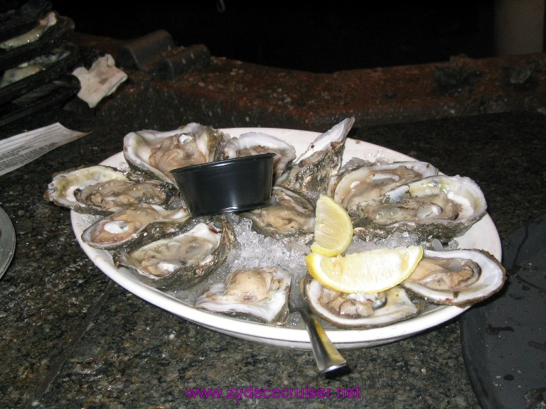 Drago's Raw Oysters