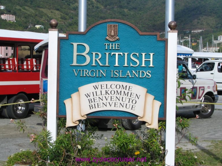 Welcome to the British Virgin Islands