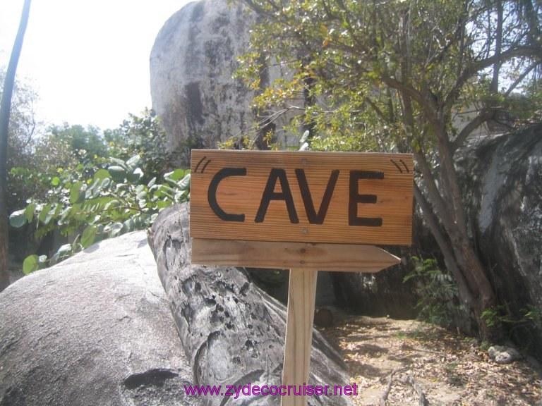 "036: Carnival Liberty, Tortola, Patouche, Extreme Machine, The Baths, Virgin Gorda, ""Cave"""