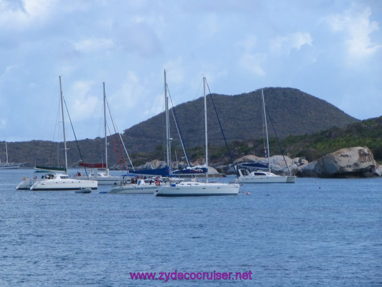 066: Carnival Liberty, Tortola, Patouche, Extreme Machine, The Baths, Virgin Gorda, Snorkeling
