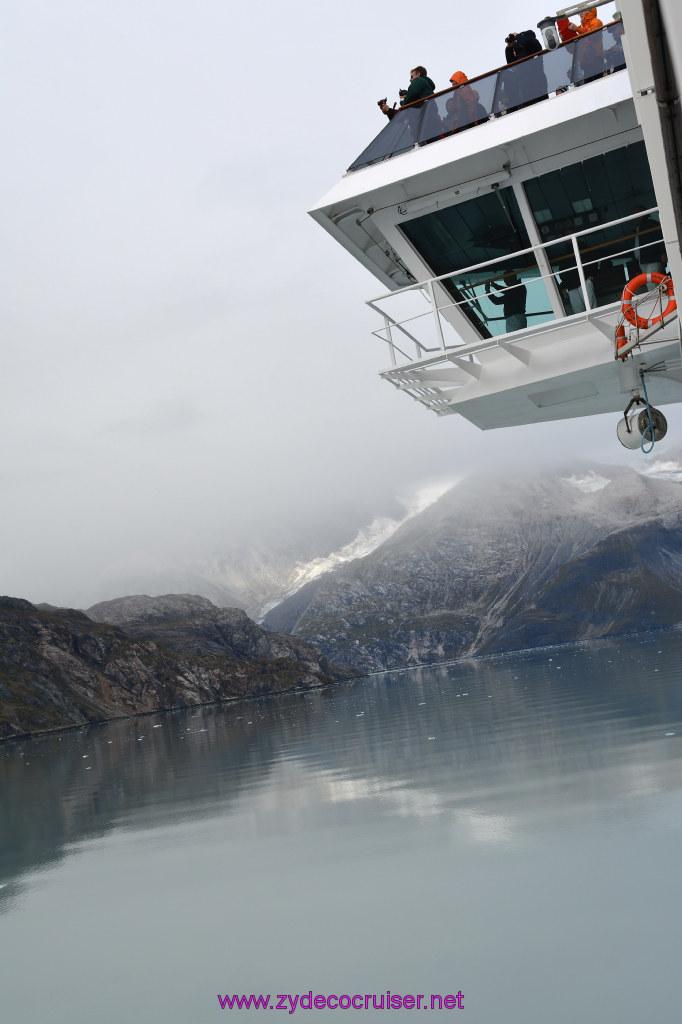 056: Carnival Miracle Alaska Cruise, Glacier Bay